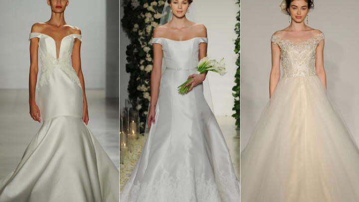 Quale abito scelgo? 5 Wedding Dress sulle ultime tendenze 2016.