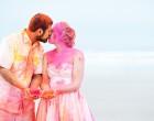 """Trash the dress"", scatti originali post matrimonio"