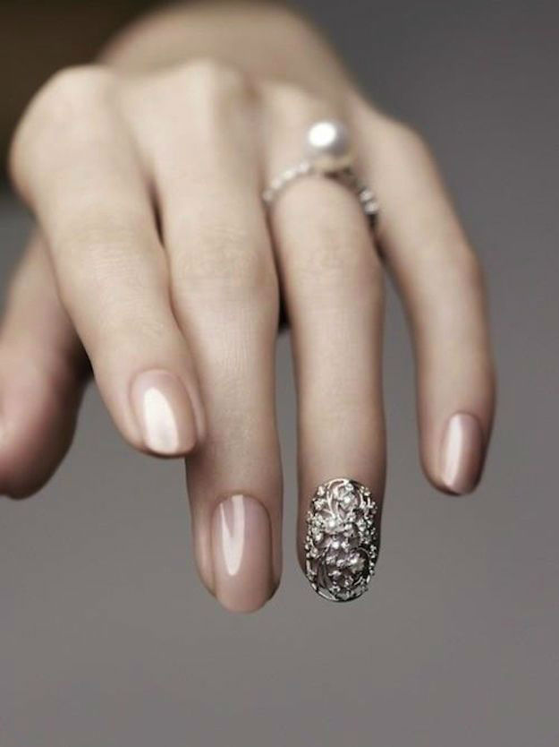 15 Nails Art per le tue nozze
