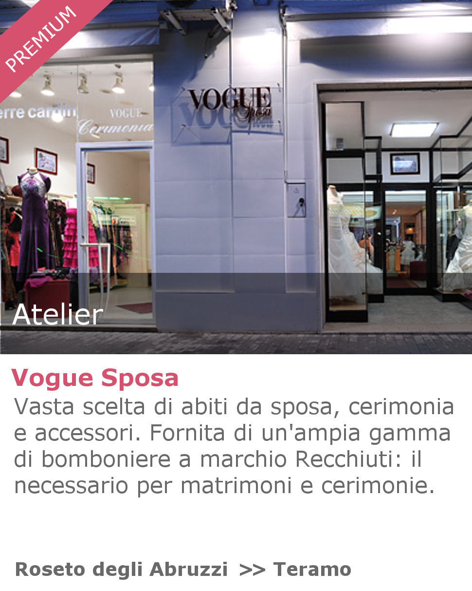 Atelier Vogue Sposa