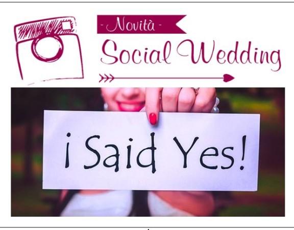 Il tuo Matrimonio Social. I Pro e i Contro della condivisione