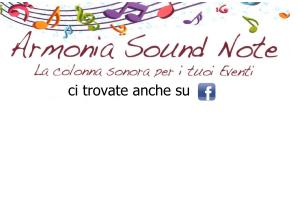 Armonia copertina pagina facebook