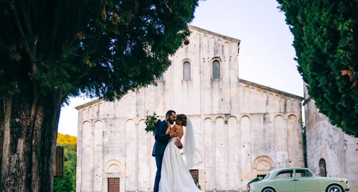 Destination Wedding. Sposarsi in Abruzzo tra storia, arte e paesaggi mozzafiato.
